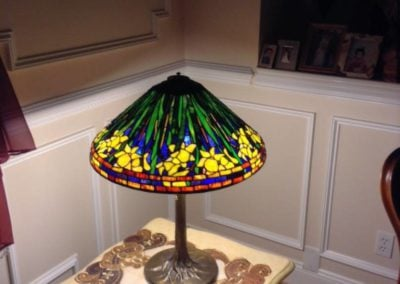 custom stained glass lamp shades 1 2